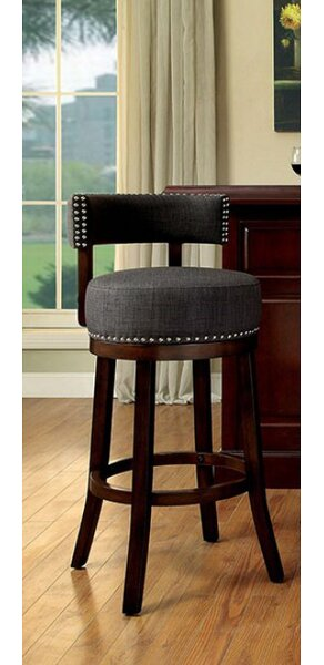 Menoher 30 Swivel Bar Stool (Set of 2) by Darby Home Co