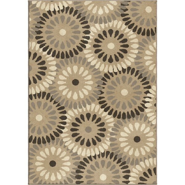 Sylvester Grey Area Rug by Threadbind