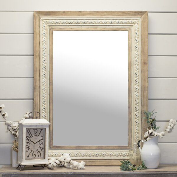 Parise Accent Mirror by Bungalow Rose