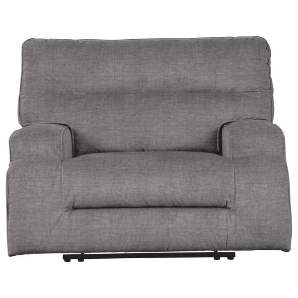 Amann Wide Seat Recliner By Red Barrel Studio