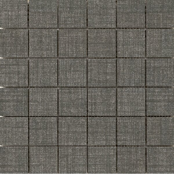 Canvas 2 x 2 Porcelain Mosaic Tile in Denim by Emser Tile
