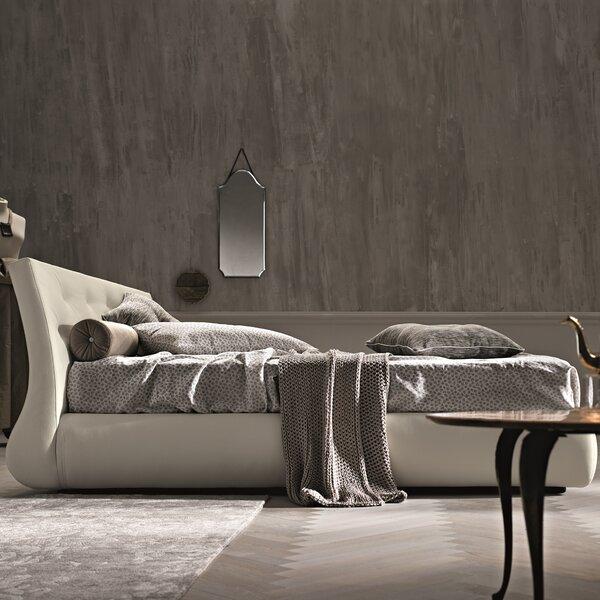 Upholstered Storage Platform Bed by J&M Furniture