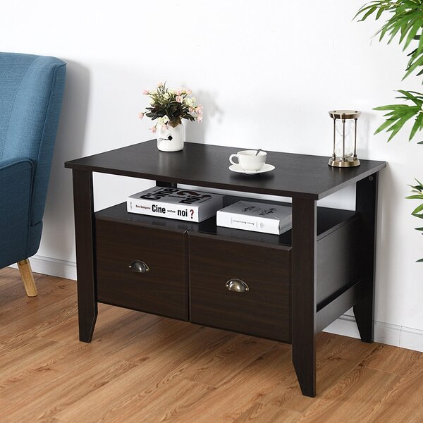 Lander Bunching Table with Storage by Winston Porter Winston Porter