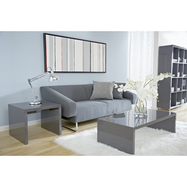 Top Reviews Lacona 2 Piece Coffee Table Set by Ebern Designs