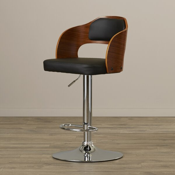 Single Seat ⋆ Adjustable Bar Stools