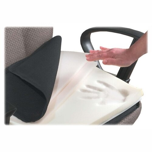Seat/Back Cushion with Elastic Strap by Master Caster Company