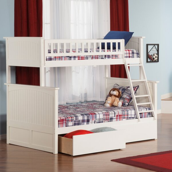 Maryellen Bunk Bed with Drawers by Viv + Rae