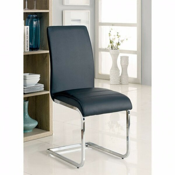 Ballinger Snazzy Cushy Dining Chair (Set Of 2) By Orren Ellis