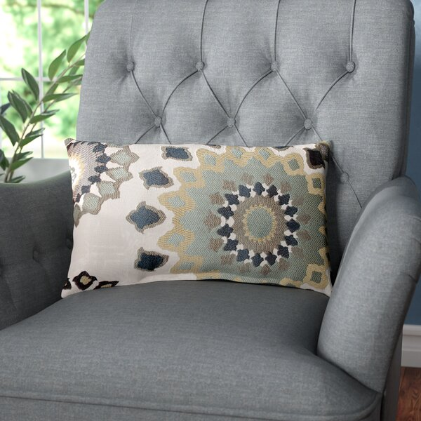 Hermanson Lumbar Pillow by Three Posts
