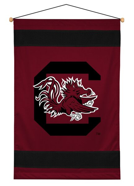 NCAA Sidelines Wall Hanging by Sports Coverage Inc