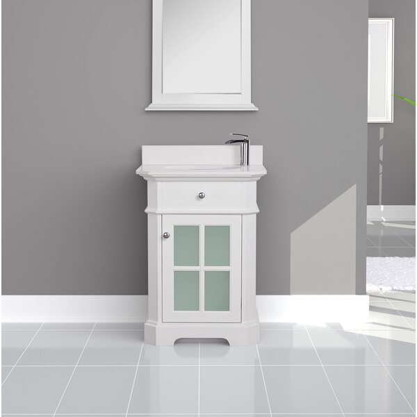Conner 24 Single Vanity Set by Rosecliff Heights