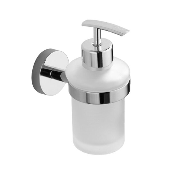Coronado Wall Mounted Soap Dispenser by Orren Ellis