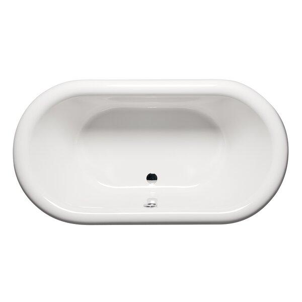 Rianna 71 x 35 Freestanding Soaking Bathtub by Americh