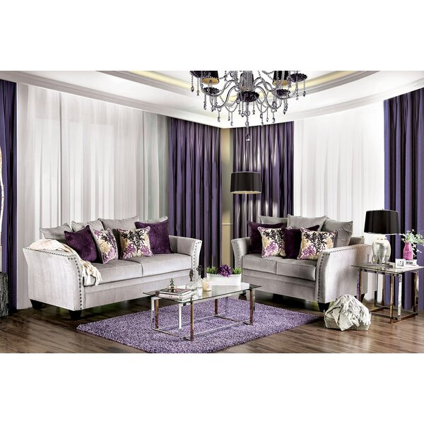 Leet Configurable Living Room Set by Everly Quinn