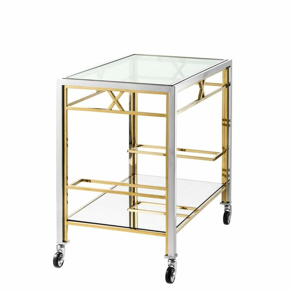 Trolley Bar Cart by Eichholtz