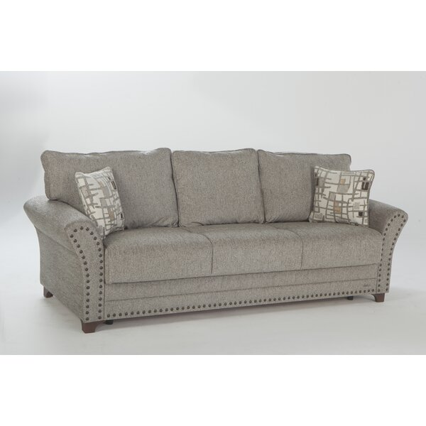Bartol 3 Seat Sleeper Sofa by Alcott Hill