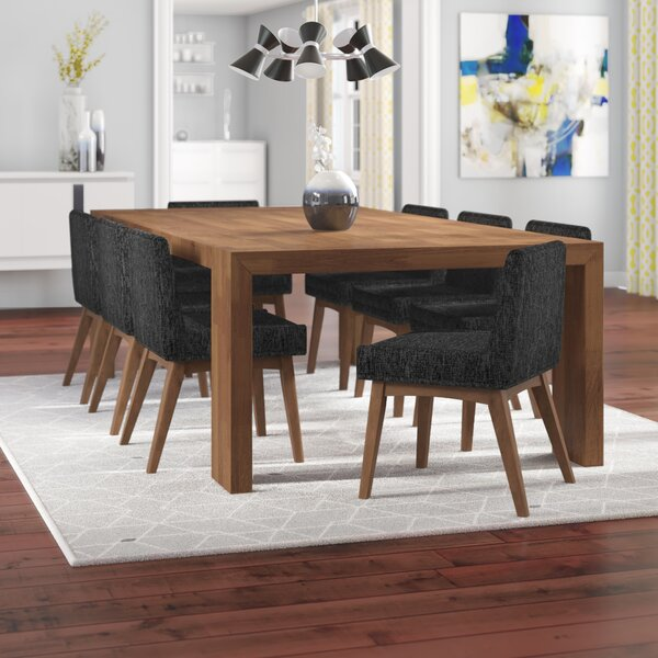 Crume 9 Piece Dining Set by Corrigan Studio