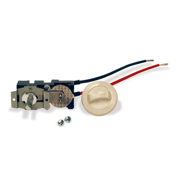 Com-Pak Plus Series Double Pole Thermostat Kit by Cadet