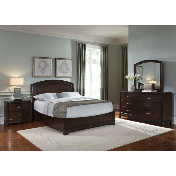 Loveryk Panel Configurable Bedroom Set by Darby Home Co