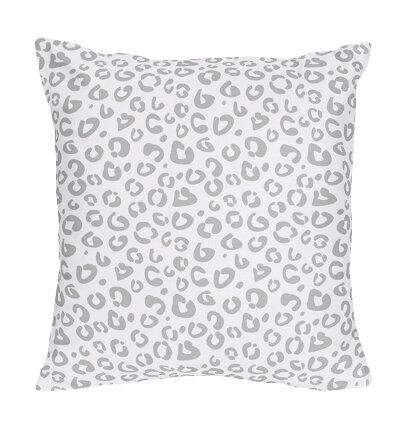 Kenya Cotton Throw Pillow by Sweet Jojo Designs