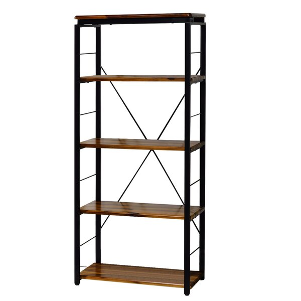 Vecher Etagere Bookcase By 17 Stories