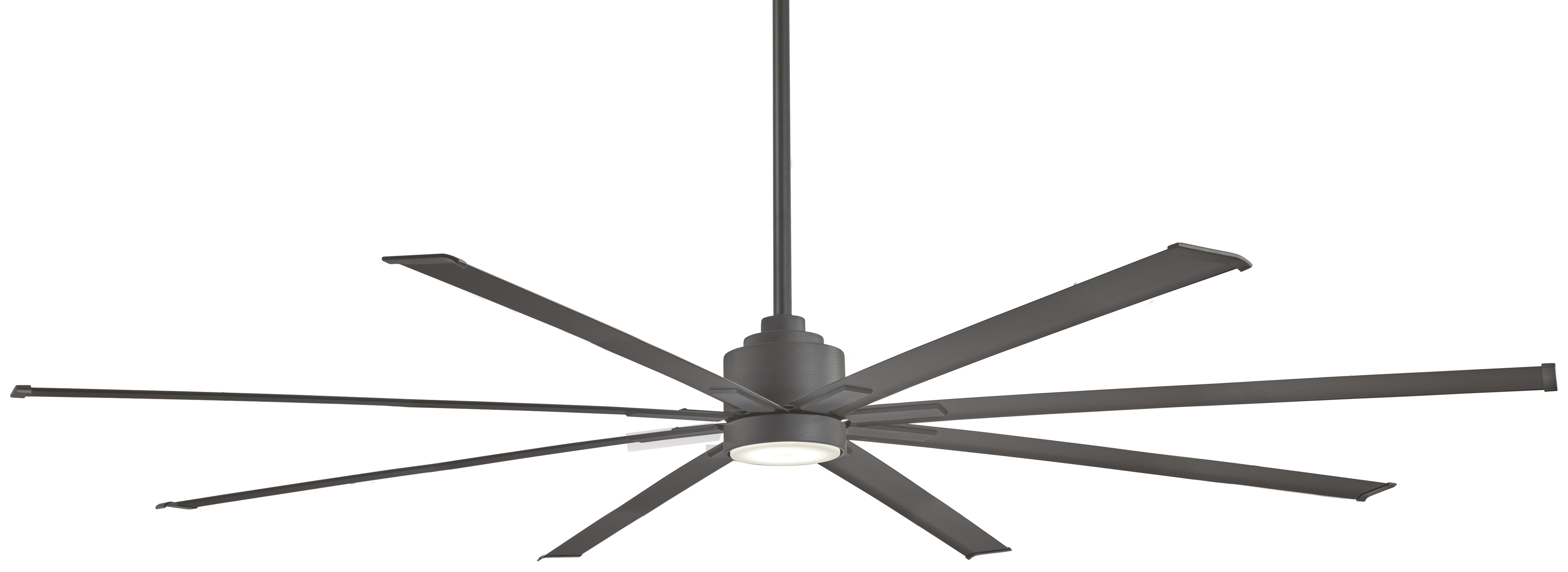 """Minka Aire 84"""" Xtreme 8 Outdoor Ceiling Fan with Remote & Reviews"""