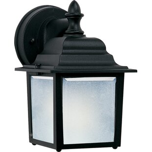 Check Prices Midhurst Side Door Outdoor Wall Lantern By Charlton Home