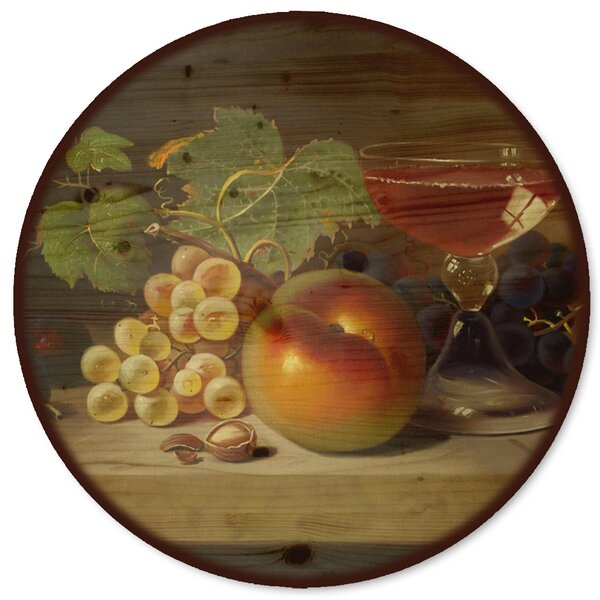 Fruit and Cocktail Lazy Susan by WGI-GALLERY