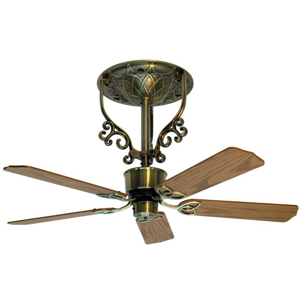 80 Americana Short 5 Blade Ceiling Fan by Fanimation