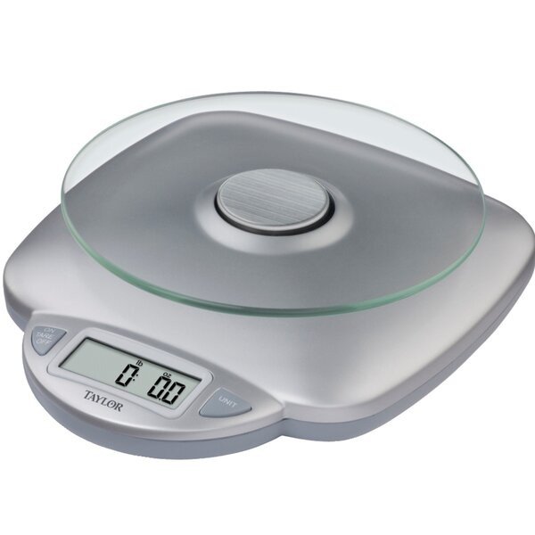 Digital Food Scale by Taylor