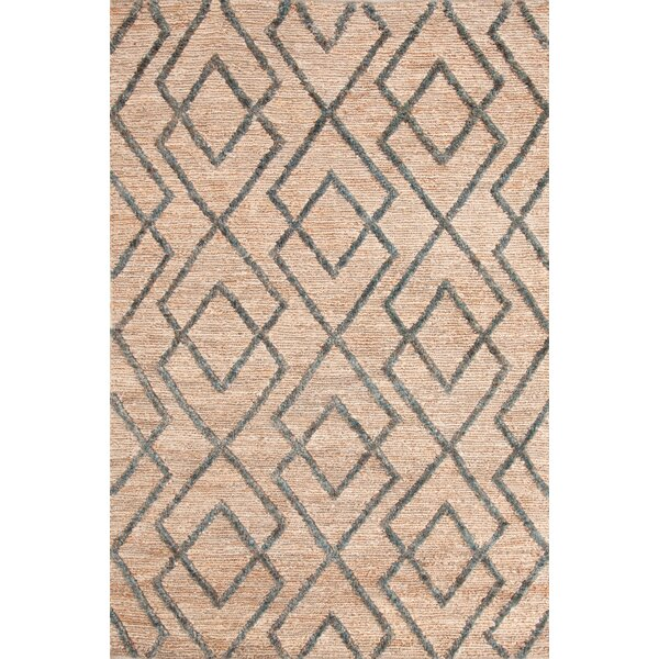 Marco Juniper Cut-pile Blue Area Rug by Bunny Williams for Dash and Albert