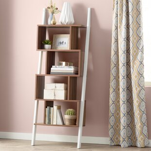Bostic Geometric Bookcase