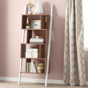 Bostic Ladder Bookcase by Mercury Row
