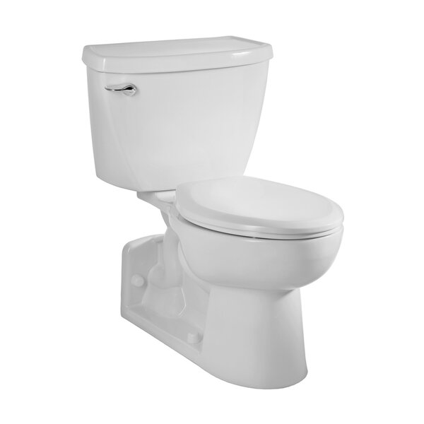 Yorkville Flowise 1.1 GPF Elongated Two-Piece Toilet by American Standard