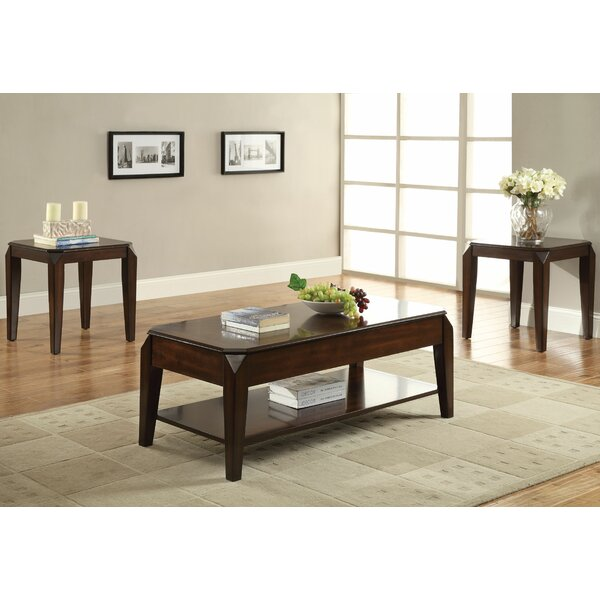 Palou 3 Piece Coffee Table Set by Darby Home Co Darby Home Co