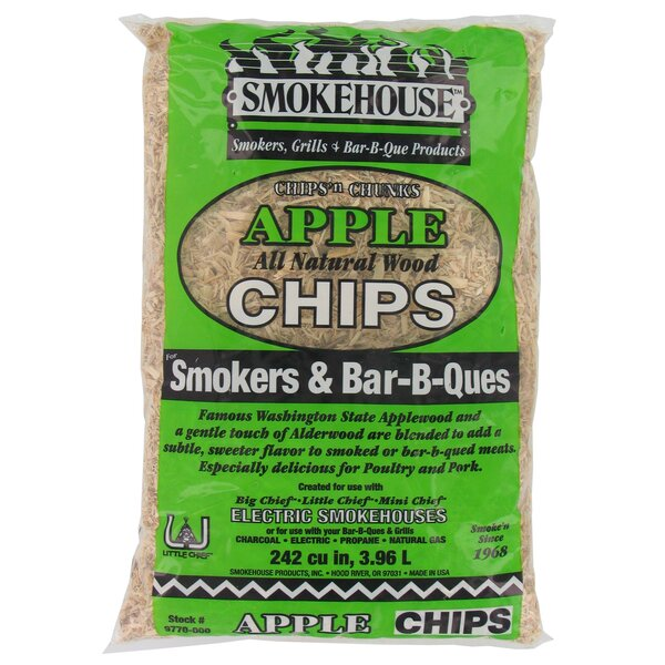 Apple Chips N Chunks by Luhr Jensen