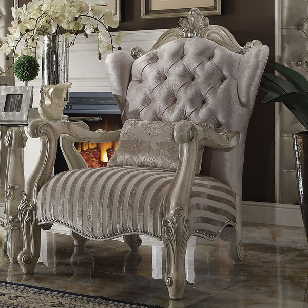 Maio Wingback Chair by Astoria Grand