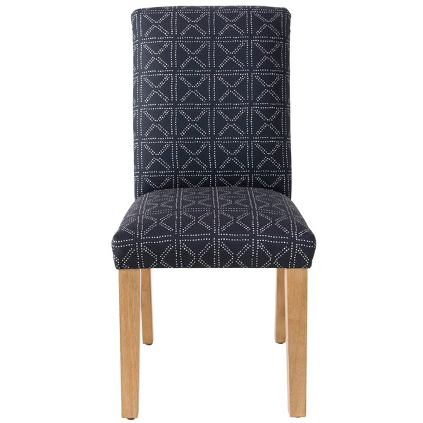 Hein Geo Dot Parsons Chair by Wrought Studio