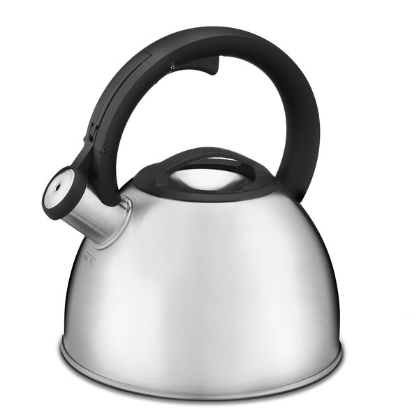 Tastefully Revitalize™ 2-qt. Tea Kettle by Cuisi