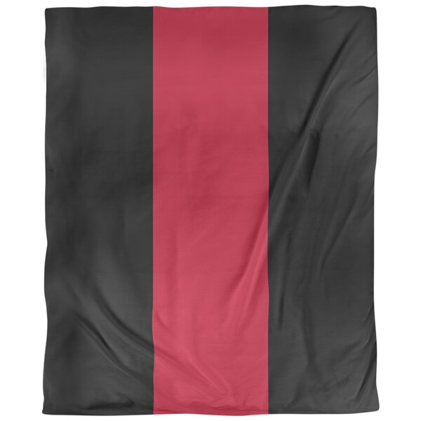 Atlanta Throwback Arizona Football Stripes Single Duvet Cover