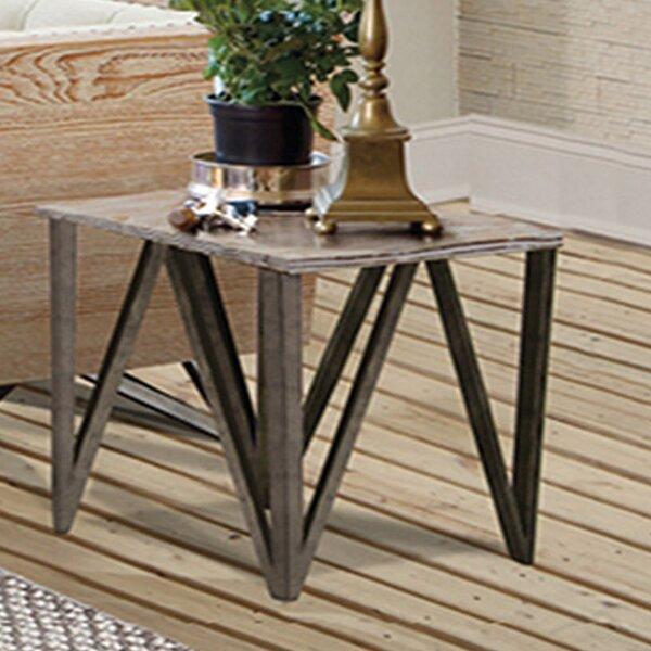 Regis End Table by Armen Living