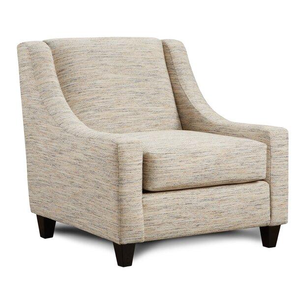Defiance Slipper Chair by Ebern Designs