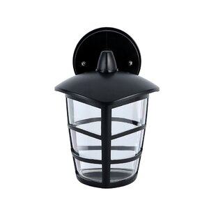 Looking for Medfield LED Outdoor Wall Lantern By Winston Porter