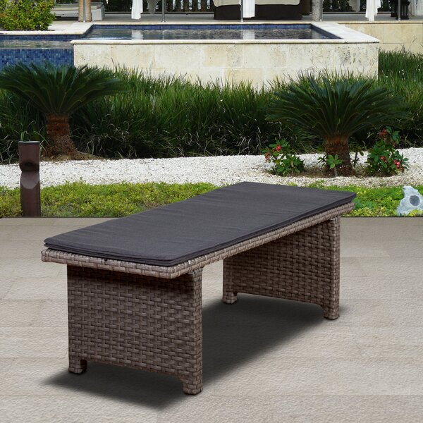 Florentina Garden Bench by Breakwater Bay