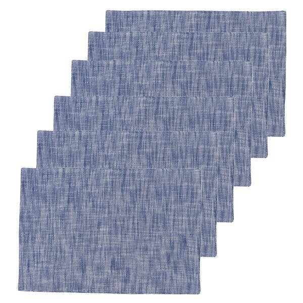 Cheung Placemat (Set of 6) by Highland Dunes
