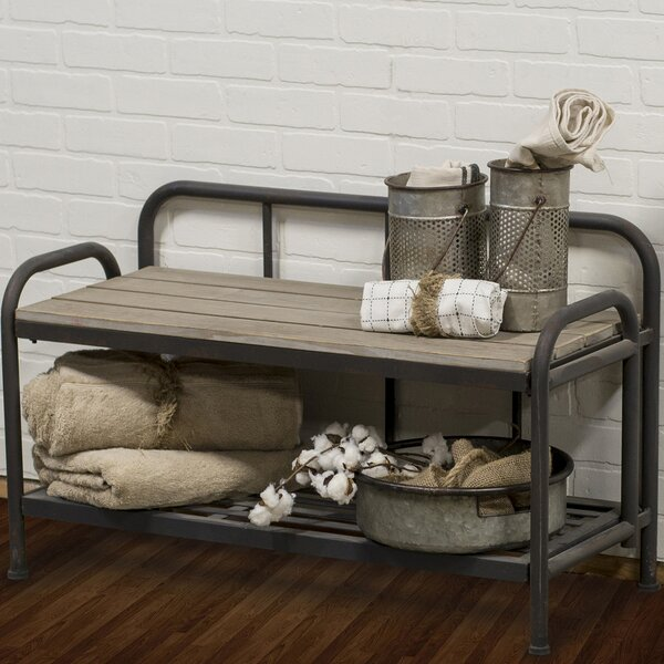 Canton Storage Bench by VIP INTERNATIONAL