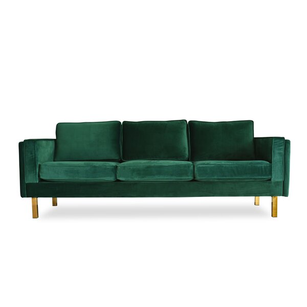 Claybrooks Mid-Century Modern Sofa By Everly Quinn Sale