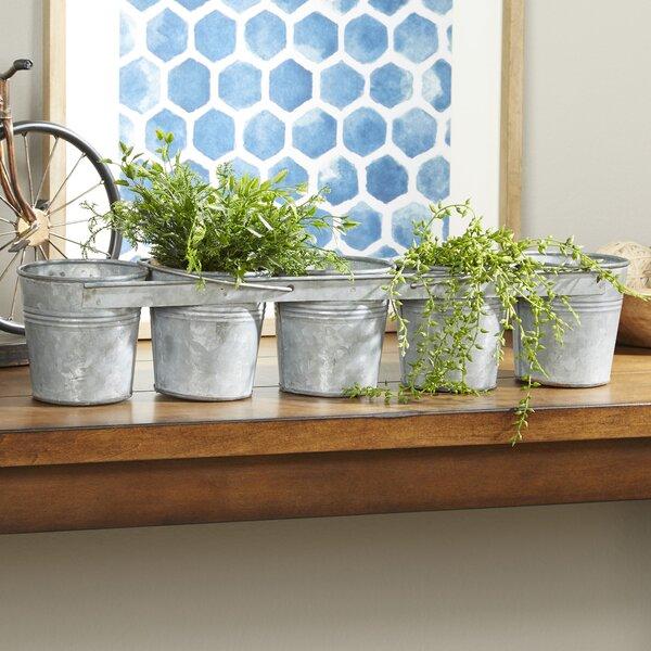 Water Pail Planter by Birch Lane™
