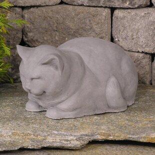 Gentil Fat Cat Statue
