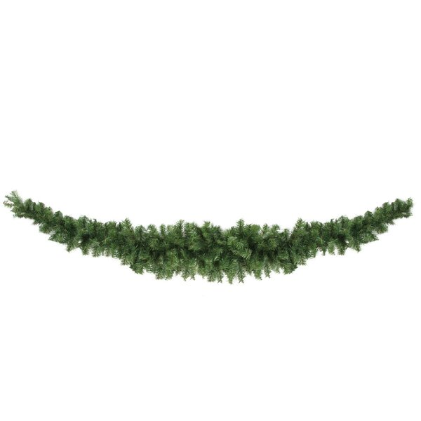 Canadian Pine Artificial Christmas Swag by The Holiday Aisle